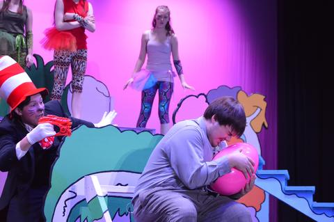 Seussical Spring 2019 - 1960
