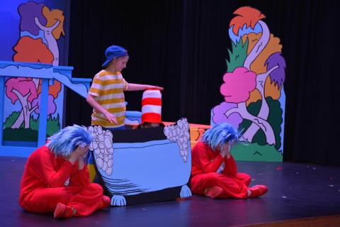 Seussical Spring 2019 - 5777