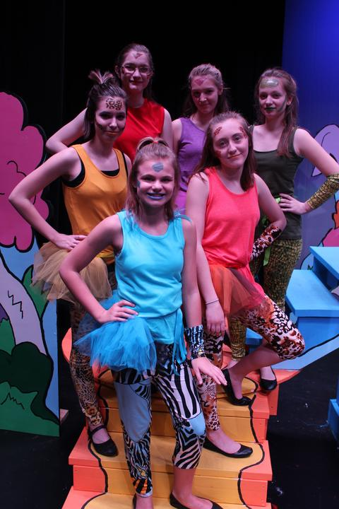 Seussical Spring 2019 - 7956