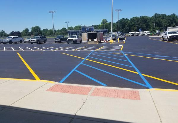 Parking Pattern Change To Make Things Safer, Have Consistent Flow