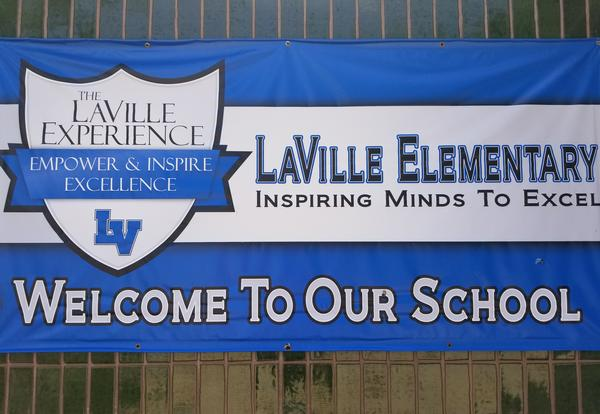 LaVille Elementary Water Letter From Superintendent