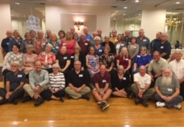 LAVILLE CLASS OF 1969 RETURNS FOR 50TH REUNION