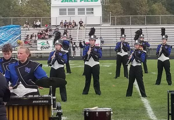 LaVille Royal Regiment Invited To Plymouth For Semi-State Performance Show