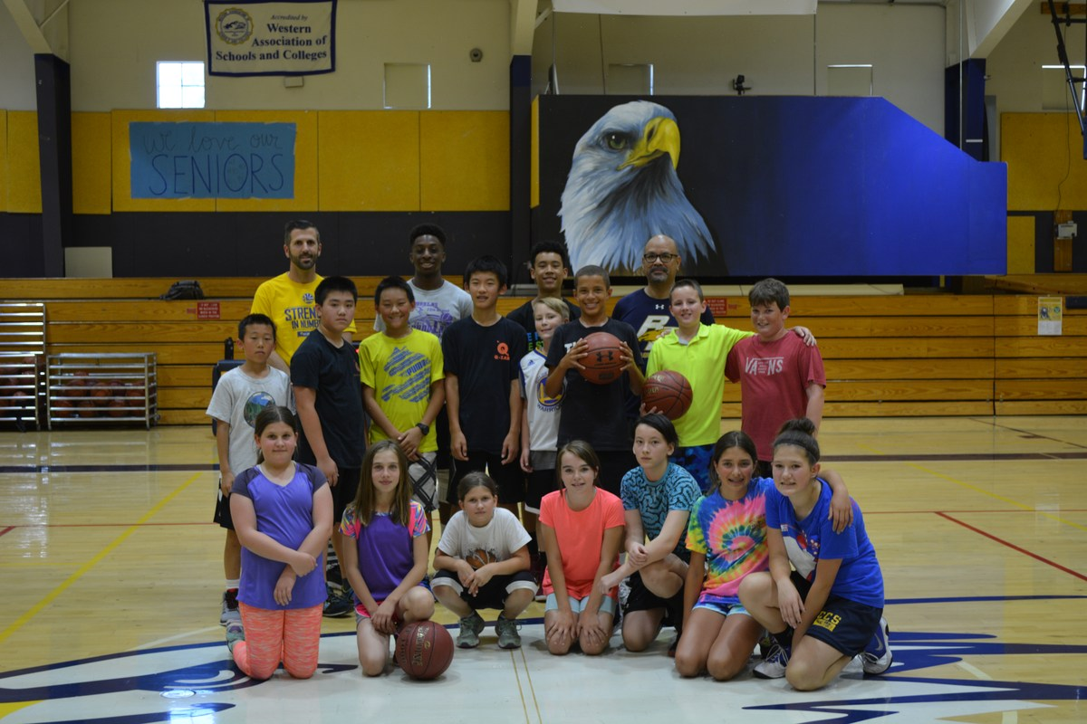 sports summer camps athletics camp basketball