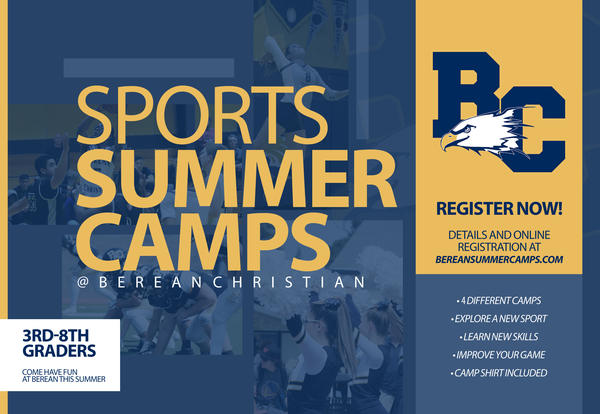 Berean Sports Summer Camps