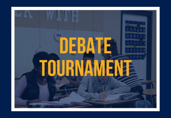 Congratulations to our Debate Team!