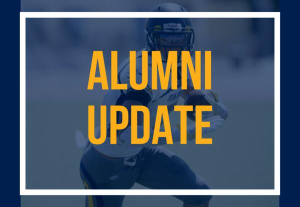 Alumni Update: Isaiah Hodgins Drafted by the Buffalo Bills!