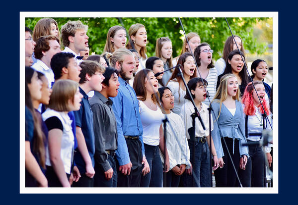 Choir Ends The Year On a High Note