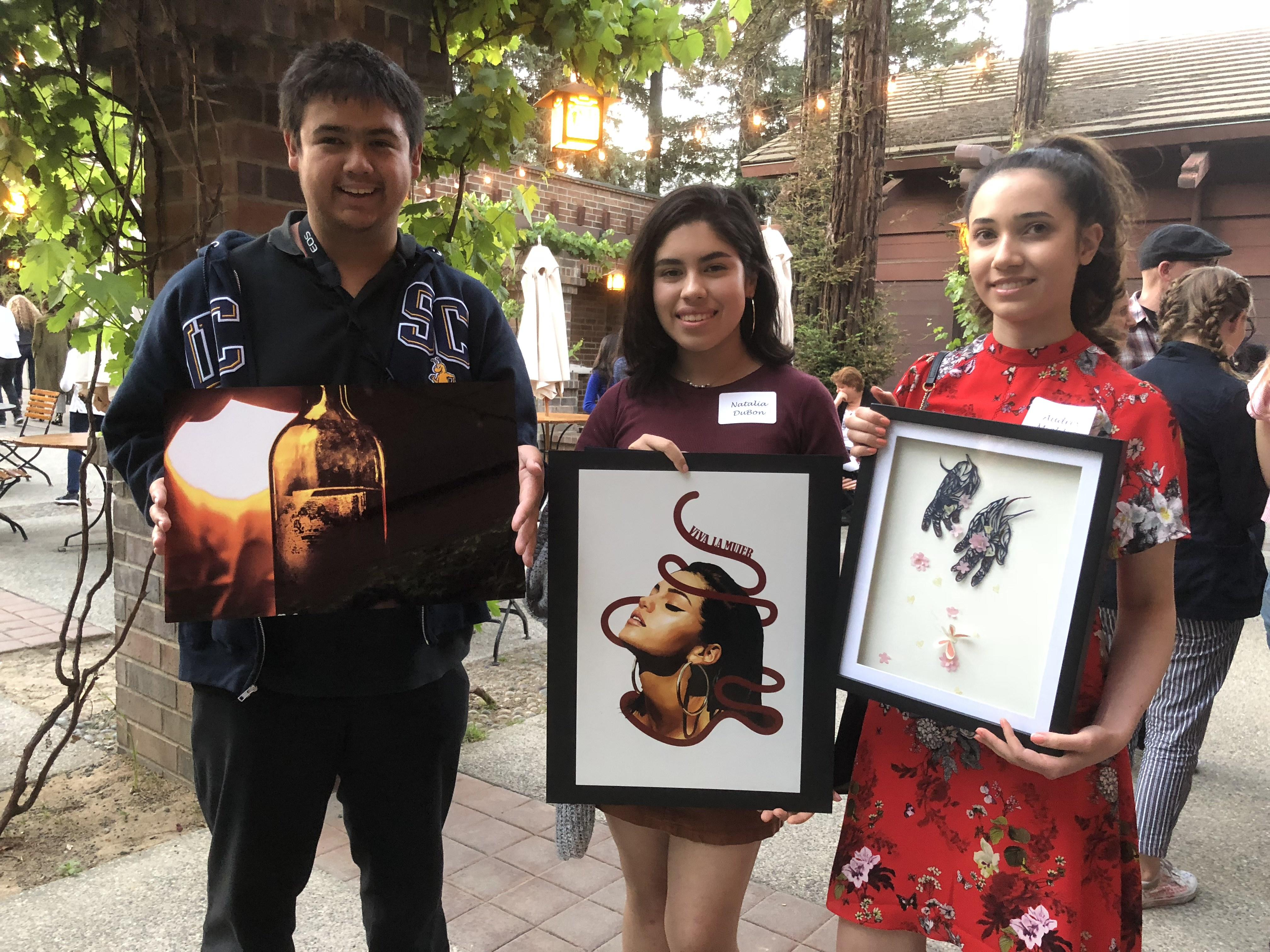 Congressional Arts District 2018 Nominees