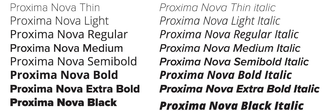 Type | Brand Style Guide