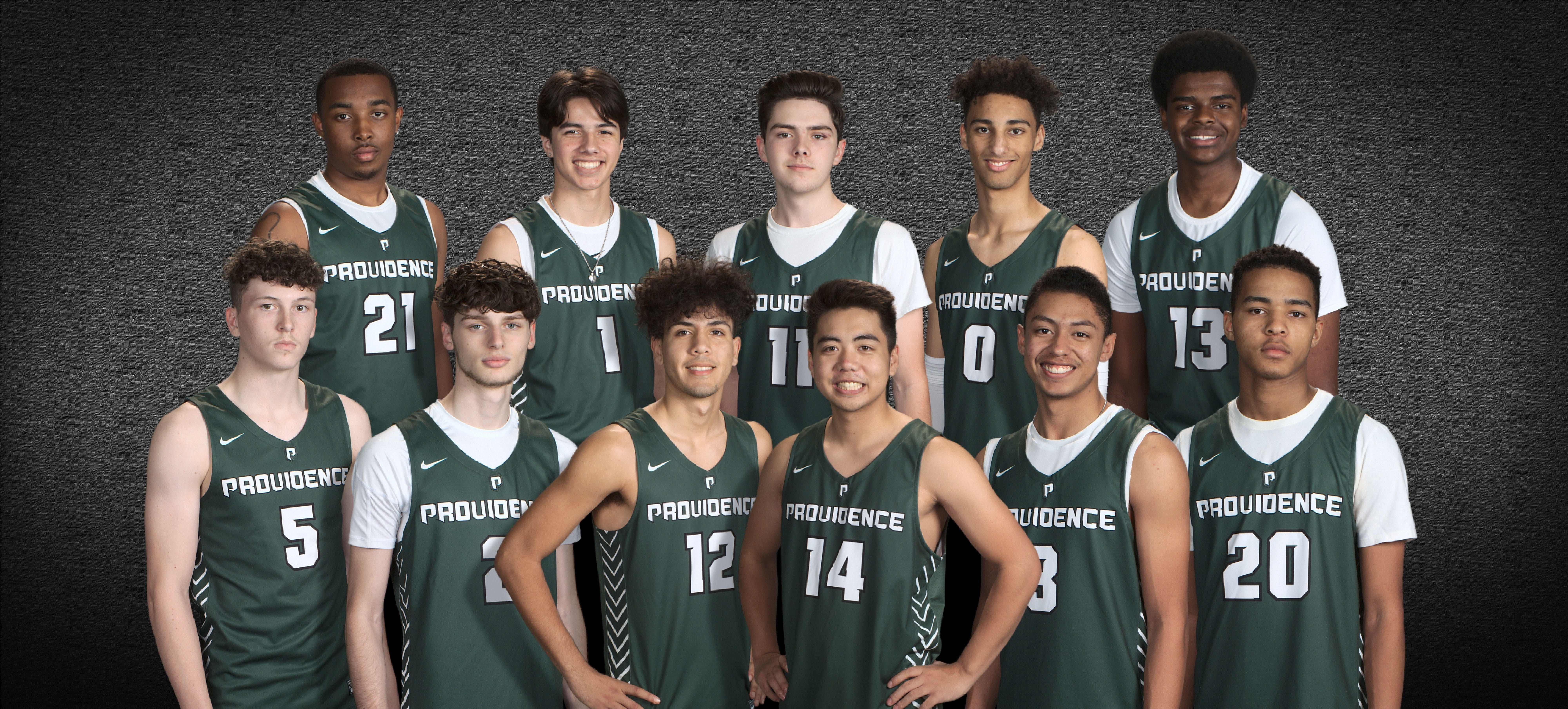 Varsity Boys Basketball 2019-2020