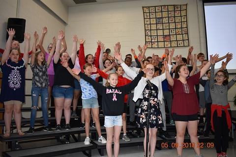 Theodore Kuykendall Community Service Awards Ceremony image for 0436