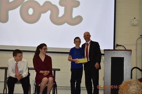 Theodore Kuykendall Community Service Awards Ceremony image for 0446