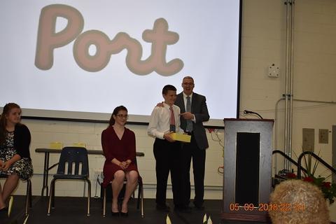 Theodore Kuykendall Community Service Awards Ceremony image for 0450