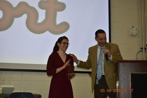 Theodore Kuykendall Community Service Awards Ceremony image for 0467