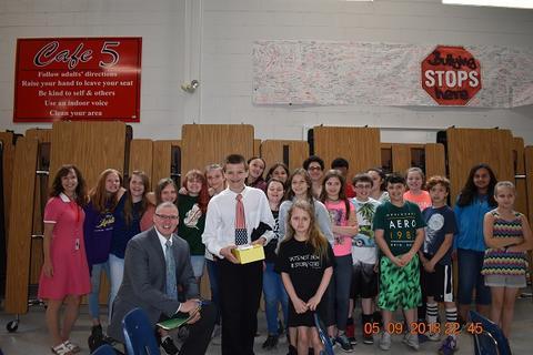 Theodore Kuykendall Community Service Awards Ceremony image for 0474