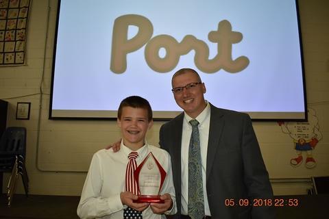 Theodore Kuykendall Community Service Awards Ceremony image for 0498