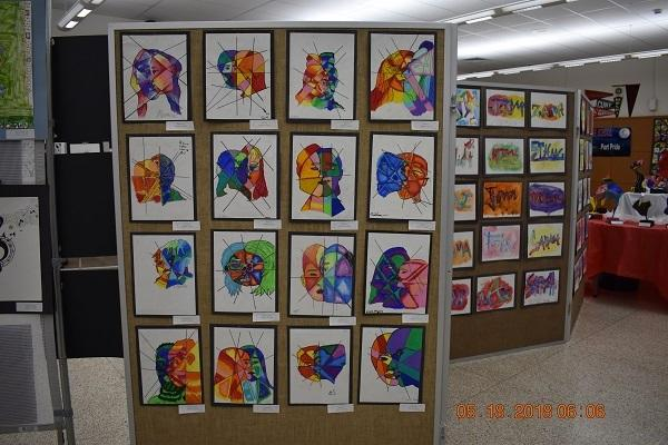 Port Jervis Art Show