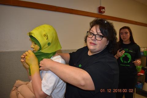Shrek Jr. The Musical image for Shrek 1