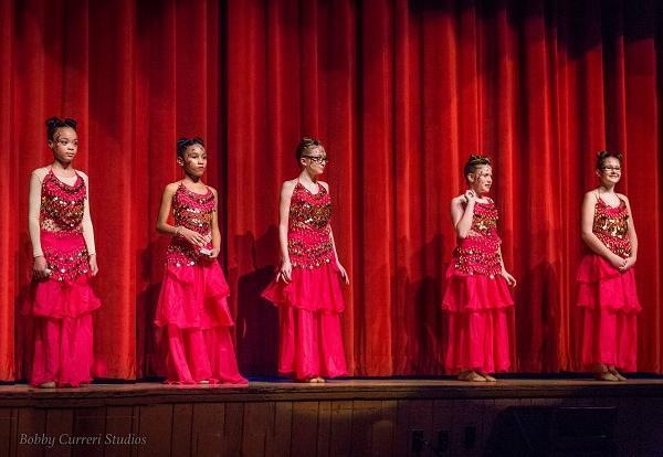 Aladdin Jr, the Musical - 2017   Hamilton Bicentennial Elementary School