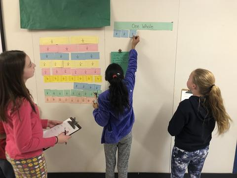 Students in Grades 3-6 Prepare For Next Week's New York State Mathematics Assessment image for 5333