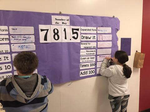 Students in Grades 3-6 Prepare For Next Week's New York State Mathematics Assessment image for 5337