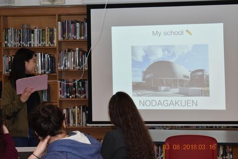 Slide: My school - Nodagakuen