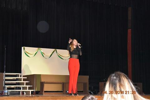 More of Kendyle Page's performance