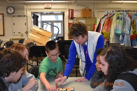 Math Games With Greg Tang Jr. at PJMS image for DSC 0049