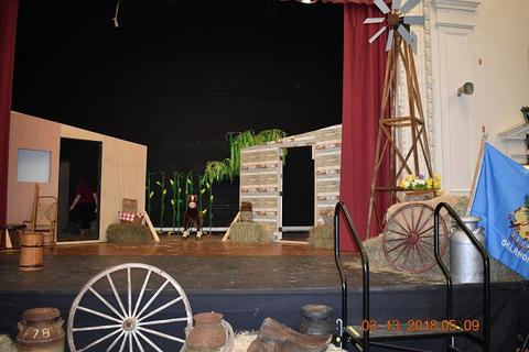Oklahoma the Musical at Port Jervis Middle School image for DSC 0150