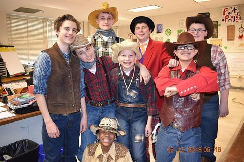 Oklahoma the Musical at Port Jervis Middle School image for DSC 0155