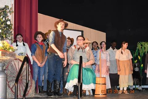 Oklahoma the Musical at Port Jervis Middle School image for DSC 0161