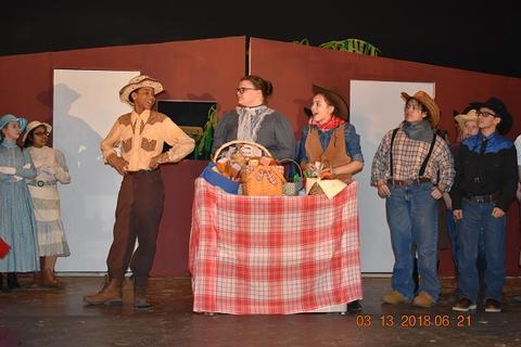 Oklahoma the Musical at Port Jervis Middle School image for DSC 0201
