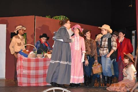 Oklahoma the Musical at Port Jervis Middle School image for DSC 0202