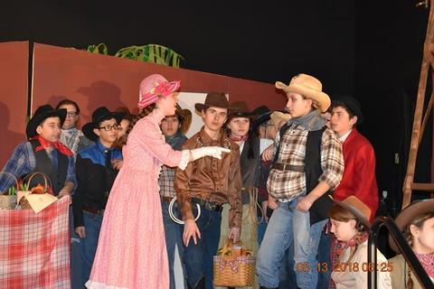 Oklahoma the Musical at Port Jervis Middle School image for DSC 0203