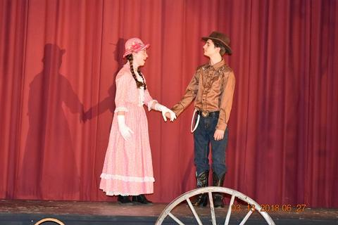 Oklahoma the Musical at Port Jervis Middle School image for DSC 0207