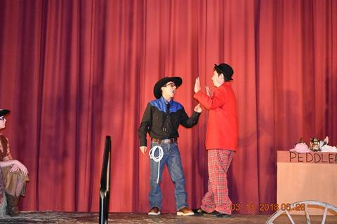 Oklahoma the Musical at Port Jervis Middle School image for DSC 0211