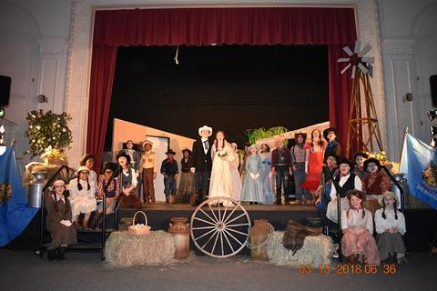 Oklahoma the Musical at Port Jervis Middle School image for DSC 0228