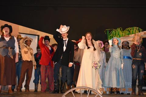 Oklahoma the Musical at Port Jervis Middle School image for DSC 0237