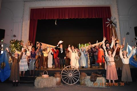 Oklahoma the Musical at Port Jervis Middle School image for DSC 0239