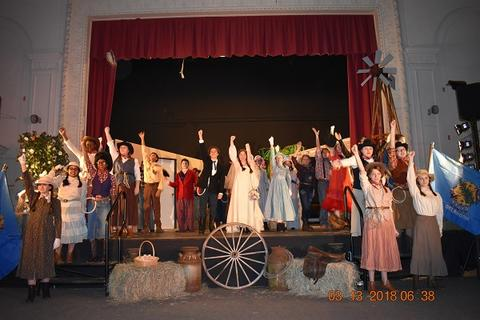 Oklahoma the Musical at Port Jervis Middle School image for DSC 0240