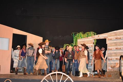 Oklahoma the Musical at Port Jervis Middle School image for DSC 0243