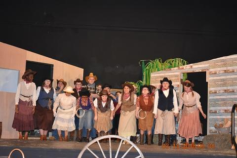 Oklahoma the Musical at Port Jervis Middle School image for DSC 0244