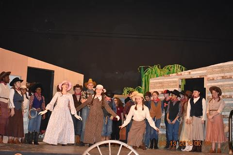 Oklahoma the Musical at Port Jervis Middle School image for DSC 0245