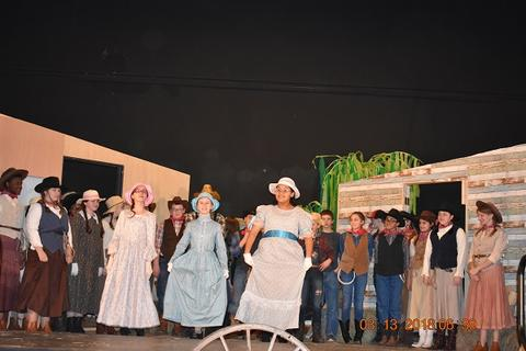 Oklahoma the Musical at Port Jervis Middle School image for DSC 0246