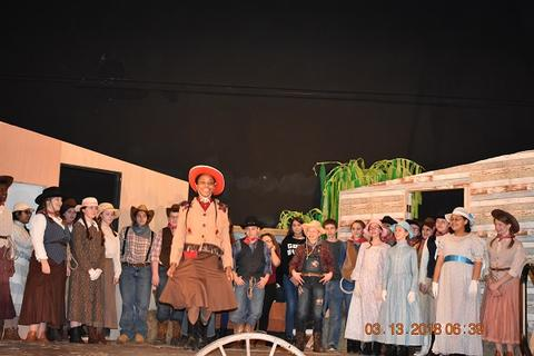 Oklahoma the Musical at Port Jervis Middle School image for DSC 0248