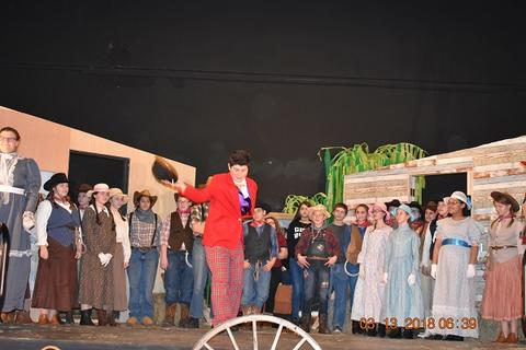 Oklahoma the Musical at Port Jervis Middle School image for DSC 0251