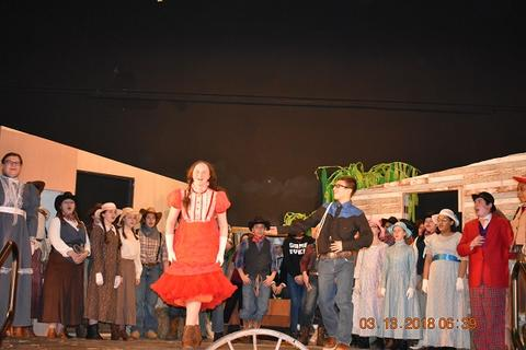 Oklahoma the Musical at Port Jervis Middle School image for DSC 0252
