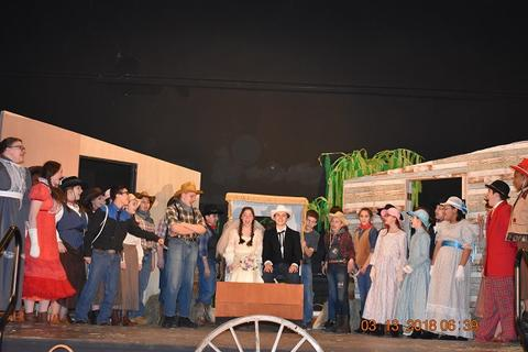 Oklahoma the Musical at Port Jervis Middle School image for DSC 0253