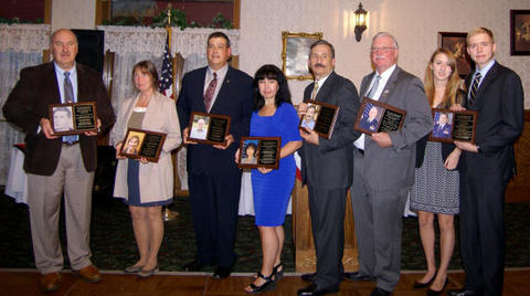 2014 Port Jarvis HS Hall of Fame inductees